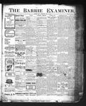 Barrie Examiner, 29 May 1902