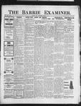 Barrie Examiner, 3 Mar 1910