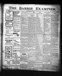 Barrie Examiner, 31 Jul 1902