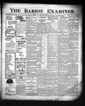 Barrie Examiner, 23 Oct 1902