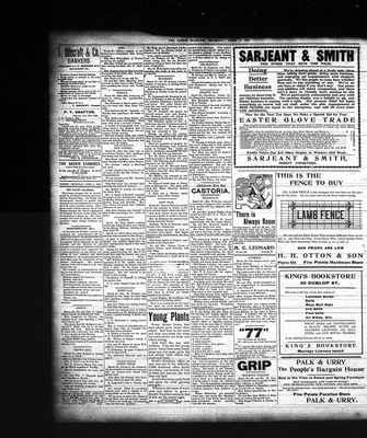 Barrie Examiner, 2 Apr 1903