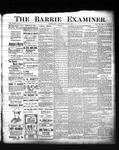 Barrie Examiner23 Jul 1903