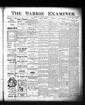 Barrie Examiner, 14 Jan 1904