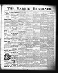 Barrie Examiner, 21 Jan 1904