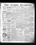 Barrie Examiner, 11 Feb 1904