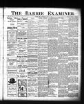 Barrie Examiner, 21 Apr 1904