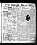Barrie Examiner, 26 May 1904