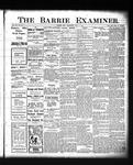 Barrie Examiner, 9 Jun 1904