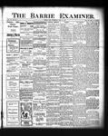 Barrie Examiner, 30 Jun 1904
