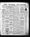 Barrie Examiner, 14 Jul 1904