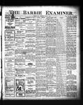 Barrie Examiner, 21 Jul 1904