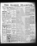 Barrie Examiner, 18 Aug 1904