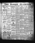 Barrie Examiner, 18 May 1905