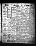 Barrie Examiner, 25 May 1905