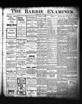 Barrie Examiner, 20 Jul 1905