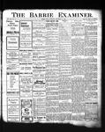 Barrie Examiner, 14 Sep 1905