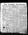 Barrie Examiner, 21 Sep 1905
