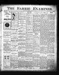 Barrie Examiner, 15 Feb 1906