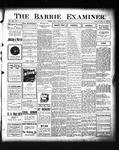 Barrie Examiner, 26 Jul 1906