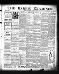 Barrie Examiner, 20 Sep 1906