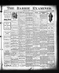 Barrie Examiner, 11 Oct 1906
