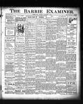 Barrie Examiner, 15 Nov 1906