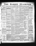 Barrie Examiner, 20 Dec 1906