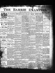 Barrie Examiner, 21 Feb 1907