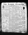 Barrie Examiner, 28 Mar 1907
