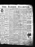 Barrie Examiner, 18 Apr 1907