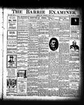 Barrie Examiner, 16 Apr 1908