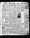 Barrie Examiner, 11 Jun 1908
