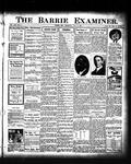 Barrie Examiner, 23 Jul 1908