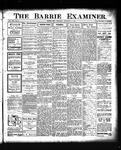 Barrie Examiner, 10 Sep 1908