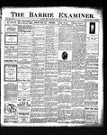 Barrie Examiner, 17 Sep 1908