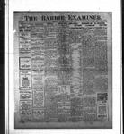 Barrie Examiner, 27 Feb 1913