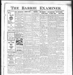 Barrie Examiner, 29 Aug 1912