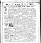 Barrie Examiner, 5 Sep 1912