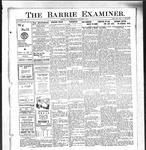 Barrie Examiner17 Oct 1912