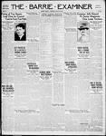 Barrie Examiner, 23 Aug 1934