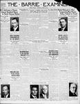 Barrie Examiner, 18 Oct 1934