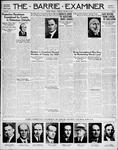 Barrie Examiner, 24 Jan 1935
