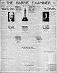 Barrie Examiner, 31 Jan 1935