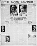 Barrie Examiner2 May 1935
