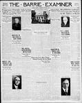 Barrie Examiner, 3 Oct 1935