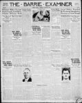 Barrie Examiner, 24 Oct 1935