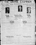 Barrie Examiner, 28 Nov 1935