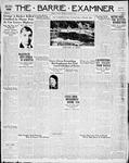 Barrie Examiner, 26 Mar 1936