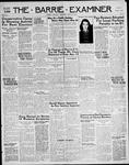 Barrie Examiner, 20 Apr 1939