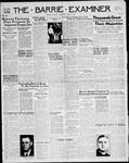 Barrie Examiner, 8 Jun 1939